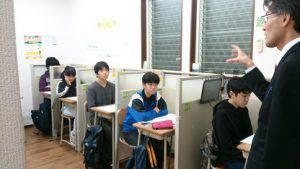 中3入試対策土曜講習 今日は国語!