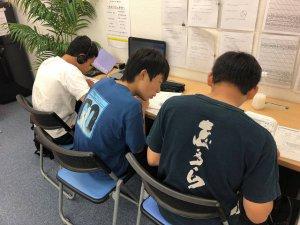 期末テスト対策授業実施!!