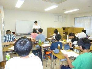 中3生の特別授業