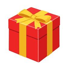 「プレゼント。」
