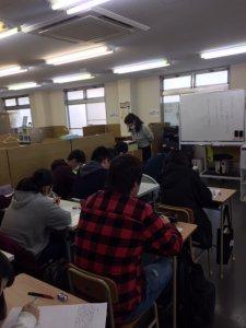 特別講座(県立高校受験生対象)開催