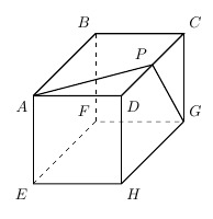 空間図形の問題は得意ですか?