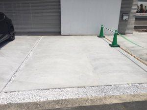 【Lv.UP】駐車場・駐輪場舗装完了!