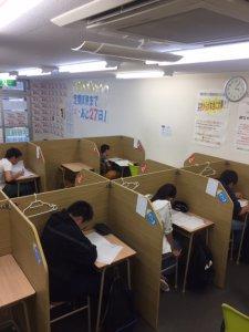 学力テスト開催!