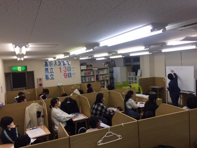 リスニング講座開催(高校受験向け)