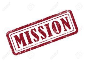 ミッションとは!?😉