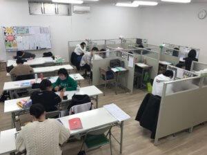 冬期講習最終日1/11!