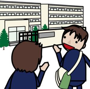 ハイブリッド授業!!