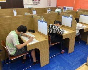 第一回英語検定を行いました。