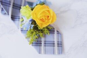 今度は「黄色いバラ」 「ひまわり」でもOK