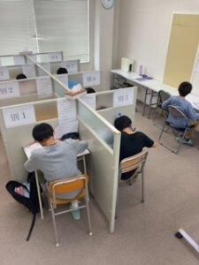 スイッチが入り始めた生徒
