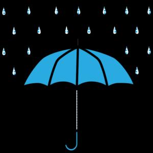 【日常】関東地方が梅雨入りして三日目