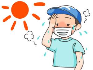 熱中症の落とし穴に注意