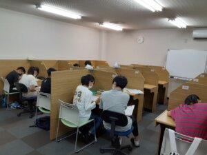 夏期講習→定期試験 北郷校の試験対策