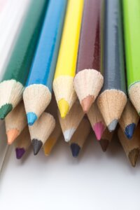 色にこだわりを持つと分かりやすくなる