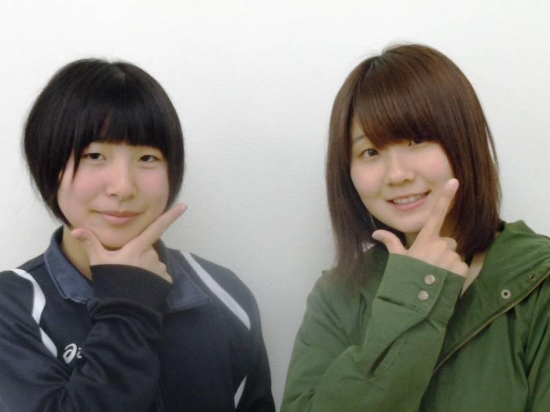 H28冬 中学3年 山口友稀さん 松井先生