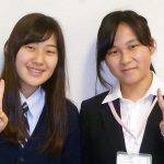 H29夏 高校2年 小林祐菜さん 荻久保先生