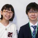 H29夏 中学2年 茂渡芙紅さん 深澤先生