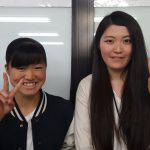 H29夏 中学3年 山村柚乃さん 高岡先生