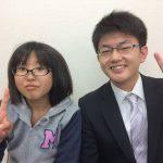H29夏 中学3年 小林海里さん 荒井先生