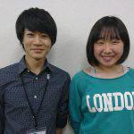 H29夏 中学3年 高山ゆきさん 唐木先生