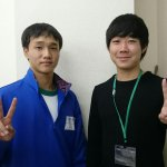 H29冬 中学3年 中村龍くん 秋山先生