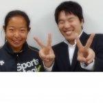 H30春 中学3年 鵜川杏耶さん 遠藤先生