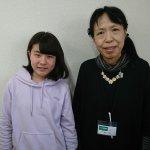 H30.3通年 小学6年 須佐海来さん 白木先生