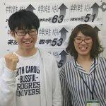 H30夏 高校2年 加藤綾太くん 平田先生