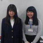 H30夏 中学3年 村上愛加さん 吉信先生