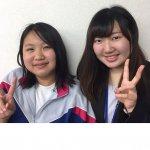 H30夏 中学3年 藤井すみれさん 星川先生