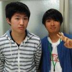 H30夏 中学3年 松本聖弥くん 唐見先生