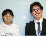 H30夏 中学3年 小林夏貴さん 小泉先生