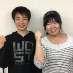 H30夏 中学3年 寺川翔和くん 熊岡先生
