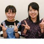 H30夏 中学1年 和田希音さん 浅尾先生