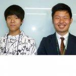 H30夏 高校2年 鈴木崚太くん 北川先生