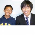H30夏 中学2年 亀田拓くん 土方先生