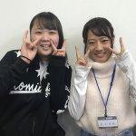 H30冬 中学3年 鈴木愛香さん 松本先生