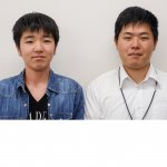 H30冬 中学3年 鎌田千波琉くん 小松先生