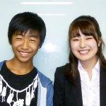 H30冬 中学2年 加藤鴻くん 井出先生