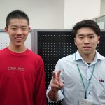 H30冬 中学3年 菅野大翔くん 西山先生