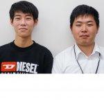 H30冬 中学3年 土田有人くん 小松先生