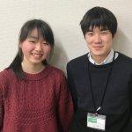 2019春 中学3年 児島里美さん 平山先生
