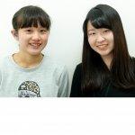 2019春 中学2年 安永愛美さん 須田先生