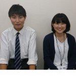 2019夏 高校2年 大原颯太くん 渋谷先生