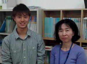 2019夏 開智高校卒(元高校3年 一般) 出口慶治くん 杉山先生