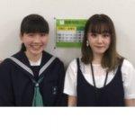 2019夏 中学3年 樋口美優さん 近藤先生