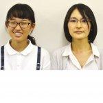 2019冬 中学3年 木戸楓菜さん 橋本先生