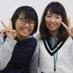 2019冬 中学3年 松本彩那さん 藤木先生