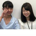2019冬 中学3年 安永愛美さん 須田先生